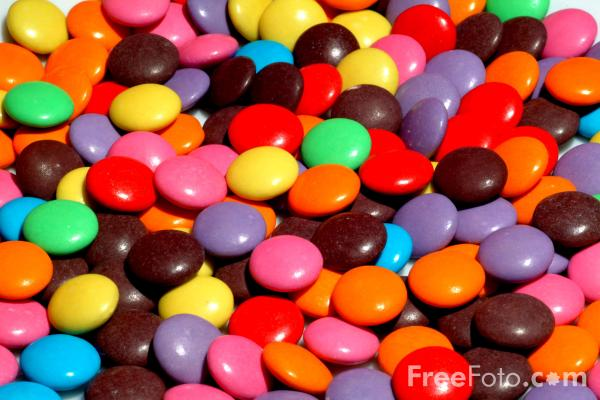 Picture of Sweets - Free Pictures - FreeFoto.com
