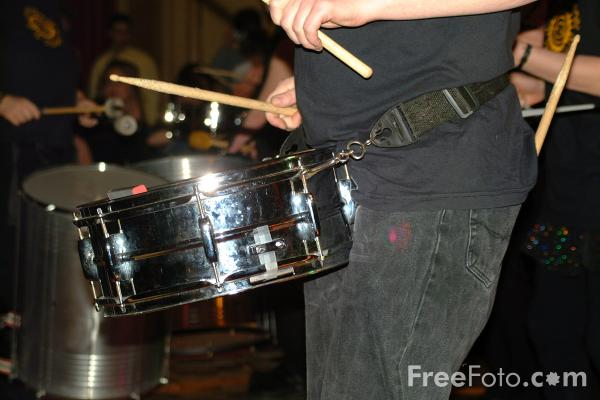 Picture of Drums - Free Pictures - FreeFoto.com