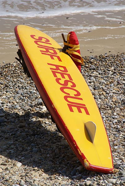 Picture of Surf Rescue - Free Pictures - FreeFoto.com