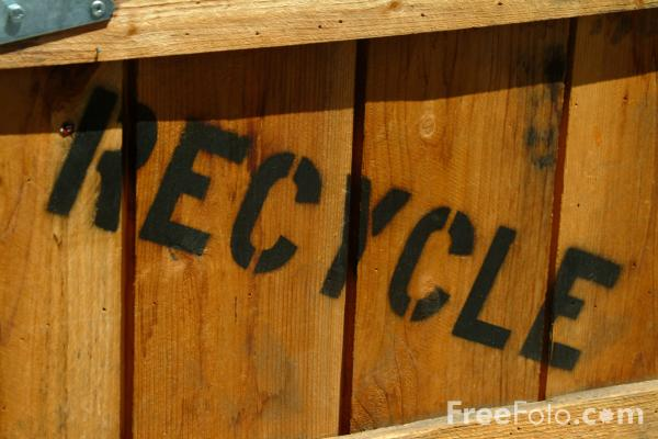 Picture of Recycle - Free Pictures - FreeFoto.com
