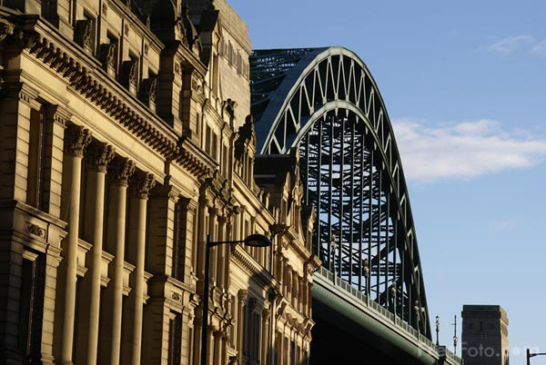 Picture of The Tyne Bridge, Newcastle upon Tyne - Free Pictures - FreeFoto.com