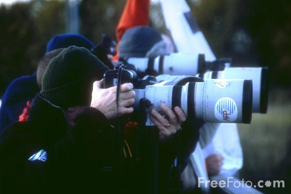 Picture of Press Cameras - Free Pictures - FreeFoto.com