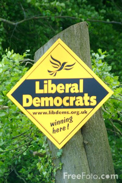 Picture of Liberal Democrats - Free Pictures - FreeFoto.com