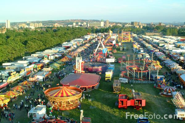 Picture of Fairground - Free Pictures - FreeFoto.com