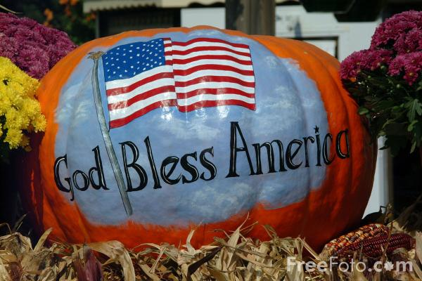 Picture of God Bless America - Free Pictures - FreeFoto.com