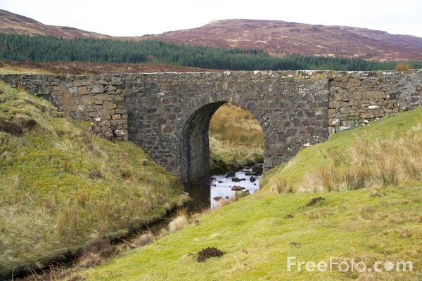 Picture of Stone Bridge - Free Pictures - FreeFoto.com