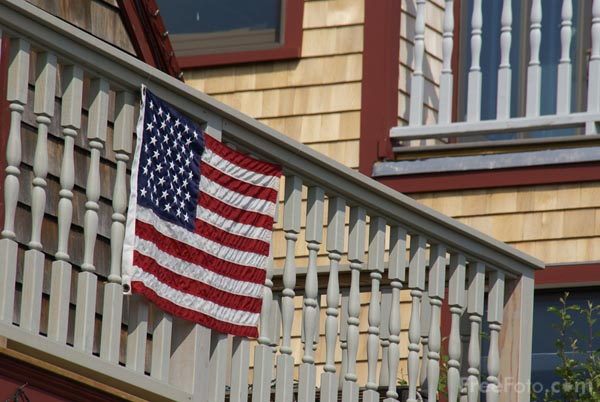Picture of Stars and Stripes Flag - Free Pictures - FreeFoto.com