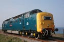 Image Ref: 112-70-5579 - Deltic D9000/55022 Royal Scots Grey, Viewed 1455 times