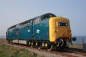 Image Ref: 112-70-5580 - Deltic D9000/55022 Royal Scots Grey, Viewed 1520 times