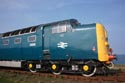 Image Ref: 112-70-5581 - Deltic D9000/55022 Royal Scots Grey, Viewed 1444 times