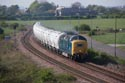 Image Ref: 112-70-5705 - Deltic D9000/55022 Royal Scots Grey near Cambois, Viewed 1417 times