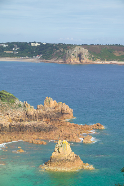 Picture of Beauport Bay, Jersey, The Channel Islands - Free Pictures - FreeFoto.com