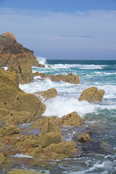 Picture of Point Corbiere, Jersey, The Channel Islands - Free Pictures - FreeFoto.com