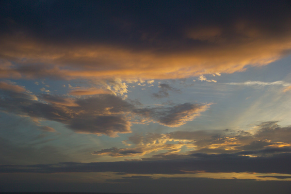 Picture of Sunset, Point Corbiere, Jersey, The Channel Islands - Free Pictures - FreeFoto.com