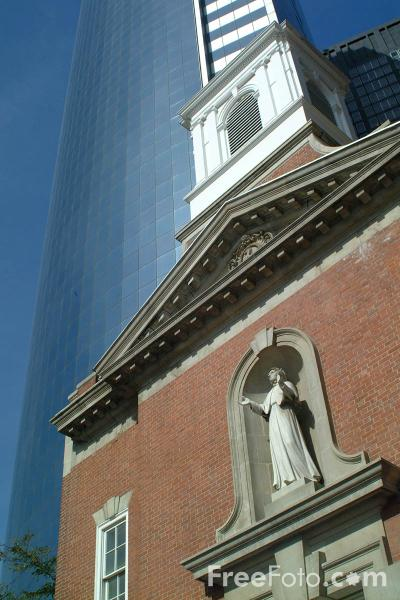 Picture of Lower Manhattan - New York City - Free Pictures - FreeFoto.com