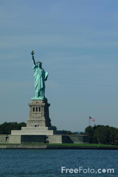 statue of liberty. Picture of Statue of Liberty
