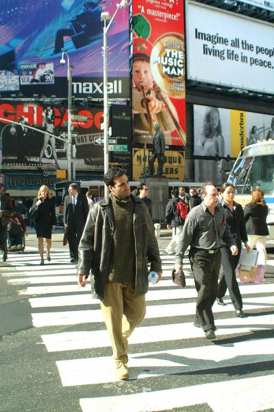 Picture of Times Square - New York City - Free Pictures - FreeFoto.com