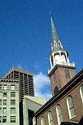 Image Ref: 1211-02-60 - Old South Meeting House in Boston, Massachusetts, Viewed 6514 times