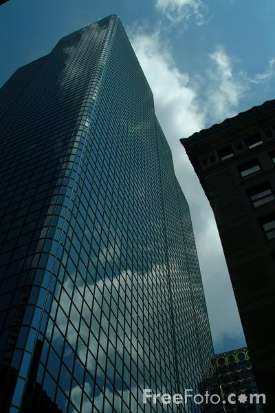 Picture of Exchange Place, Boston, Massachusetts - Free Pictures - FreeFoto.com