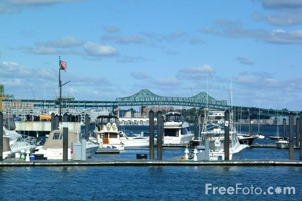 Picture of Waterfront, Boston, Massachusetts - Free Pictures - FreeFoto.com