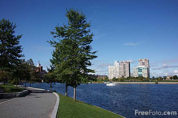 Picture of Charles River, Boston, MA, USA - Free Pictures - FreeFoto.com