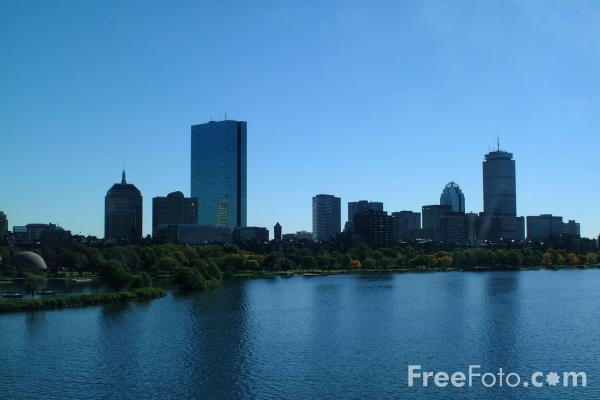 Picture of Charles River - Free Pictures - FreeFoto.com