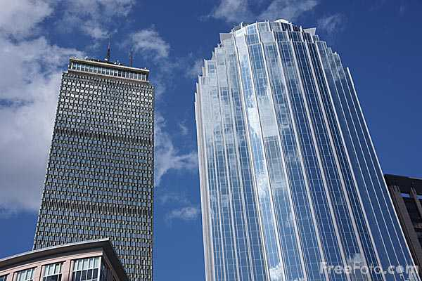 Picture of Prudential Center complex, Boston, Massachusetts - Free Pictures - FreeFoto.com