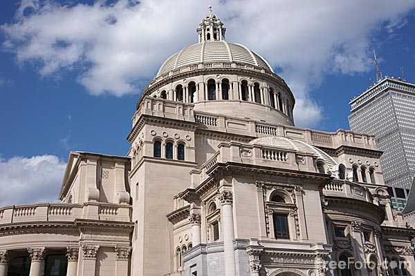 Picture of Christian Science Center, Boston, Massachusetts - Free Pictures - FreeFoto.com