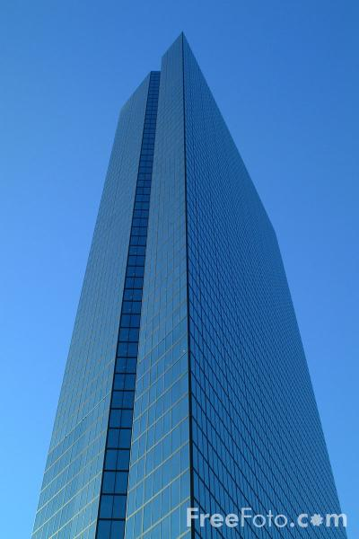 Picture of John Hancock Tower, Boston, Massachusetts - Free Pictures - FreeFoto.com