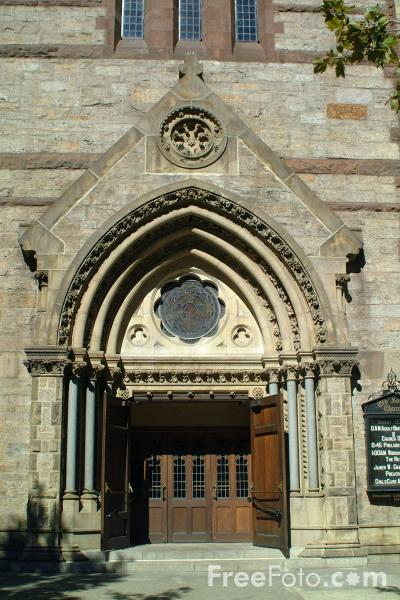 Picture of The Old South Church, Boston, Massachusetts - Free Pictures - FreeFoto.com