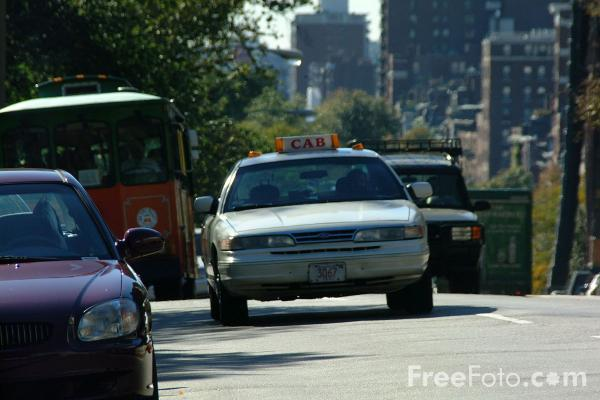 Picture of Boston Roads, Boston, Massachusetts - Free Pictures - FreeFoto.com