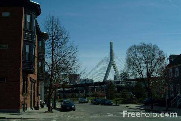 Picture of Charlestown, Boston, Massachusetts - Free Pictures - FreeFoto.com