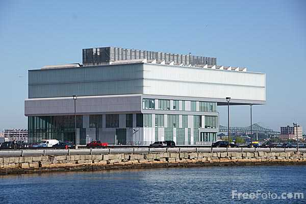 Picture of Institute for Contemporary Art Boston - Free Pictures - FreeFoto.com