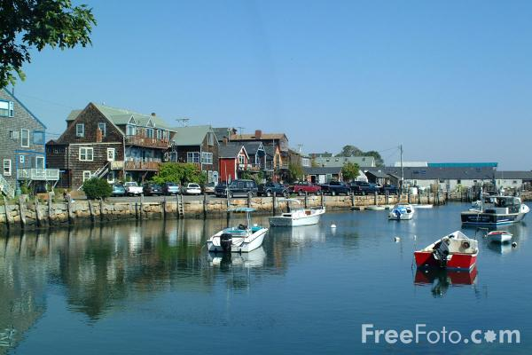 Picture of Rockport, Massachusetts - Free Pictures - FreeFoto.com