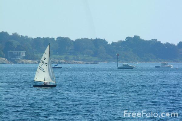 Picture of Gloucester, Massachusetts - Free Pictures - FreeFoto.com