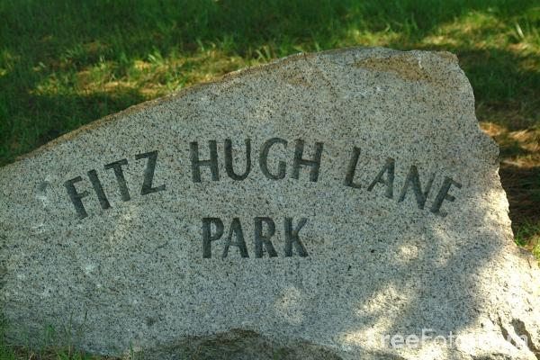 Picture of Fitz Hugh Lane Park, Gloucester, Massachusetts - Free Pictures - FreeFoto.com