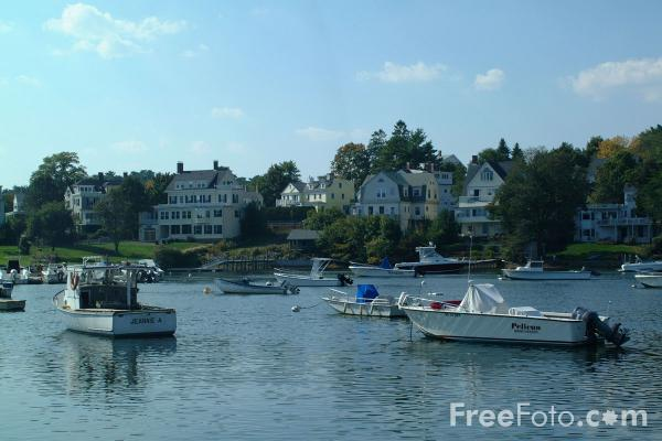 Picture of Manchester, Massachusetts - Free Pictures - FreeFoto.com