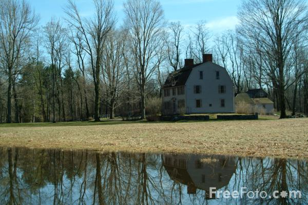 Picture of Minute Man National Historical Park, Concord, Massachusetts, USA - Free Pictures - FreeFoto.com