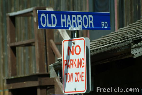 Picture of Old Harbor Road, Rockport, Massachusetts, USA - Free Pictures - FreeFoto.com