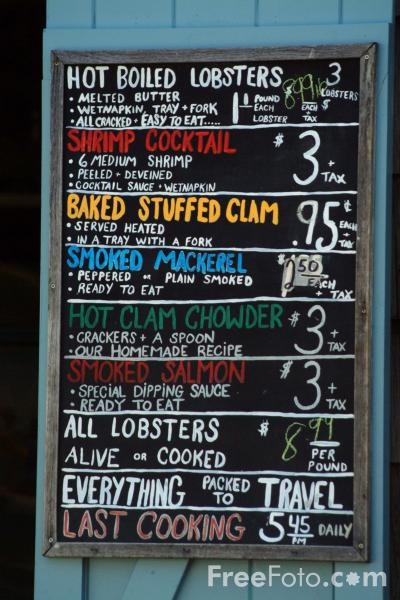 Fresh fish shop rockport massachusetts usa pictures for Mass commercial fishing license