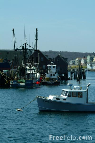 Fishing boats gloucester massachusetts usa pictures for Mass commercial fishing