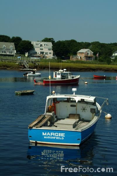 Fishing boats green harbor massachusetts pictures free for Mass commercial fishing license
