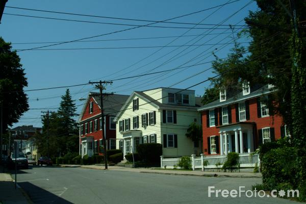 Picture of Plymouth, Massachusetts - Free Pictures - FreeFoto.com