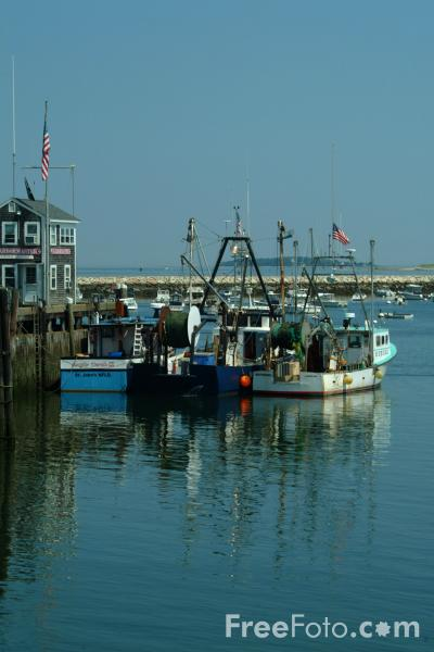 Fishing boats plymouth harbor massachusetts pictures for Fishing license ma