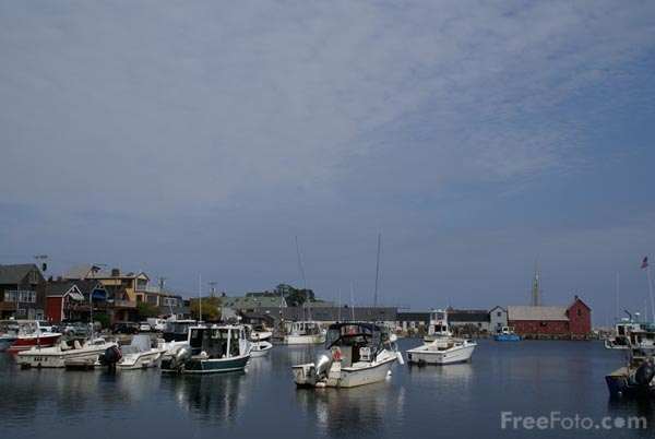 Picture of Rockport, Massachusetts, USA - Free Pictures - FreeFoto.com