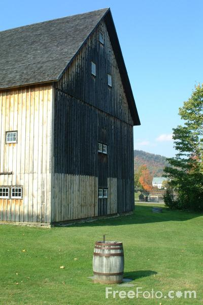 Picture of President Calvin Coolidge State Historic Site, Plymouth Notch, Vermont - Free Pictures - FreeFoto.com