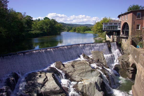 Quechee Village Vermont New England Usa Pictures Free
