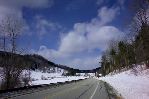 Picture of Route 12, Vermont - Free Pictures - FreeFoto.com