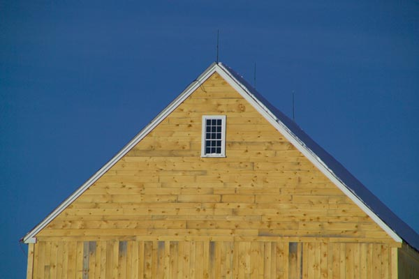 Picture of Wooden Barn, Vermont, New England, USA - Free Pictures - FreeFoto.com