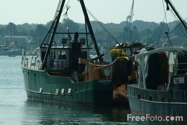 Fishing boat portland maine usa pictures free use for Maine fishing laws